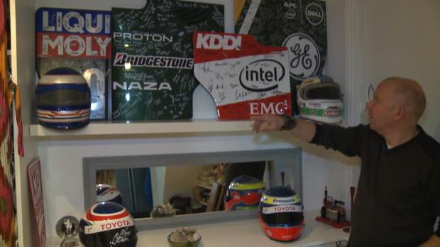F1 - Caterham y sus problemas economicos