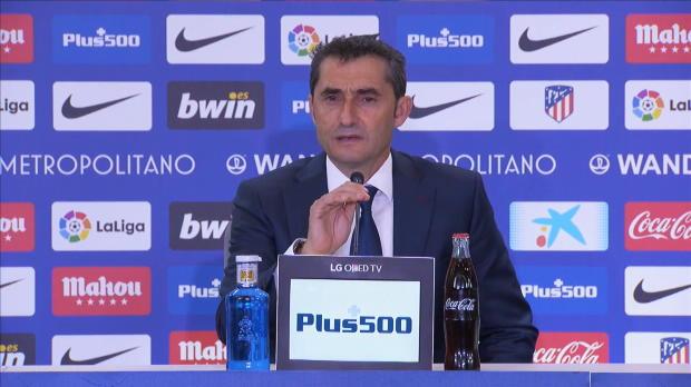 """Valverde lobt: """"Messi erschöpft, aber ..."""""""