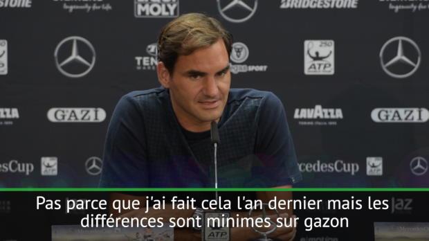 : Stuttgart - Federer - 'La victoire de Nadal ? Une motivation supplémentaire'