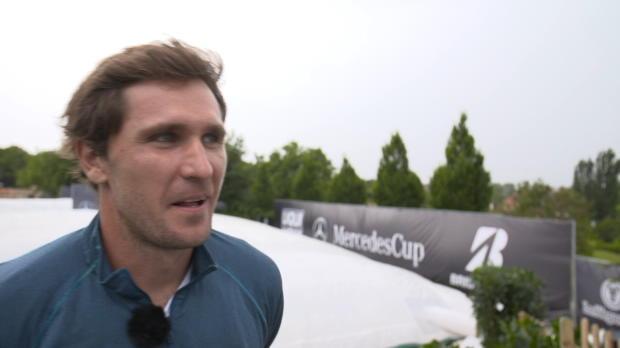 """Stuttgart: Zverev: Federer-Duell """"eine Ehre"""""""