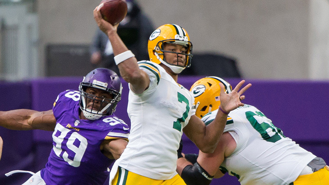 NFL-N-Motion: How did Brett Hundley play against the Vikings?