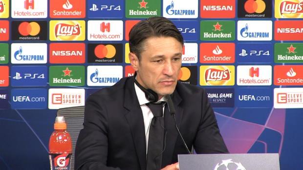 "Kovac: ""Mussten 90 Minuten hart kämpfen"""