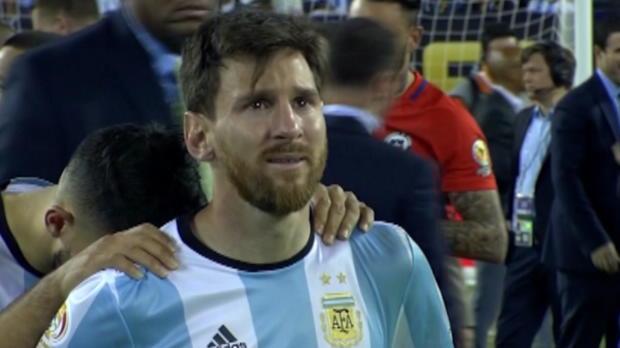 Copa America: Messis unrühmlicher Abgang