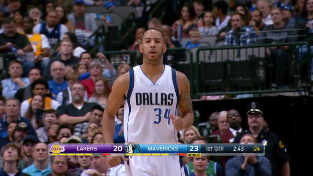 WSC: Highlights of Dallas Mavericks in win over Los Angeles Lakers, 1/22/2017