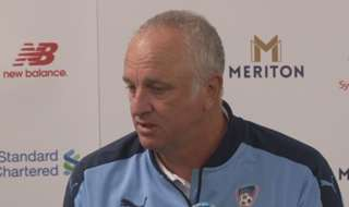 Graham Arnold says Sydney FC's friendly against Liverpool provided his side's younger players with valuable experience against quality opposition.