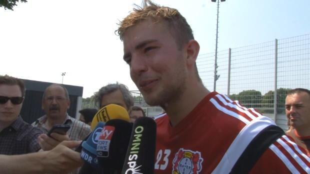 """Kramer schwärmt: """"Gute Typen im Team"""""""