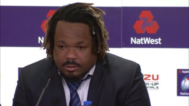 "Rugby : Six Nations - Bastareaud - ""Il y a encore une grande marge de progression"""