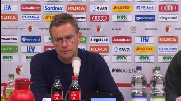 """Rangnick zu VAR: """"Dauert irgendwann 6 Minuten"""""""