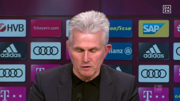 Trotz 0:0: Heynckes mit FCB-Leistung zufrieden