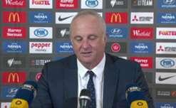 Sydney FC Rd20 press conference