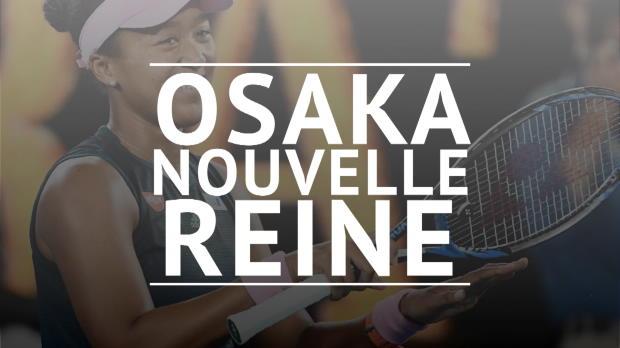: Open d'Australie - Osaka nouvelle reine