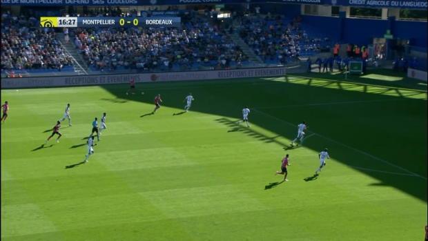 Ligue 1: Montpellier - Bordeaux | DAZN Highlights