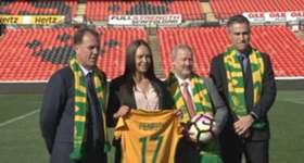 The Westfield Matildas will take on Brazil in two friendlies in Australia in September.