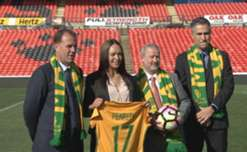 The Westfield Matildas will take on Brazil in two friendlies in Australia in September.