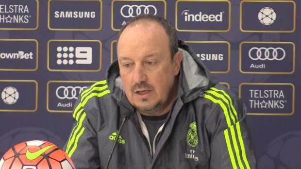 """Benitez: """"Müssen Team weiter verbessern"""""""
