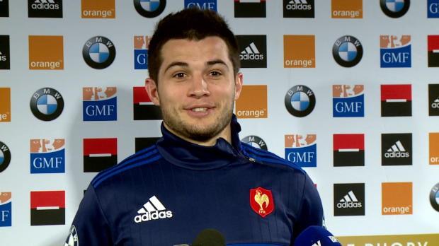 VI Nations - XV de France : Dulin : ''Le plus dur est passé''