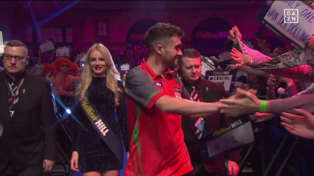 World Darts Championship - Day 13 Session 1