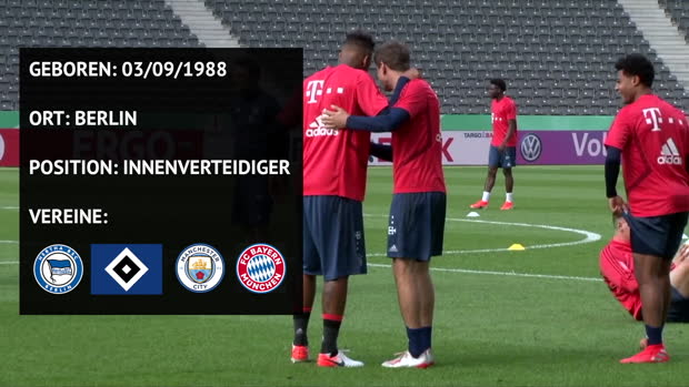 Verlässt er Bayern? Jerome Boateng im Profil
