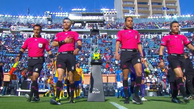 México - El Cruz Azul de Paco Jemez vuelve al empate