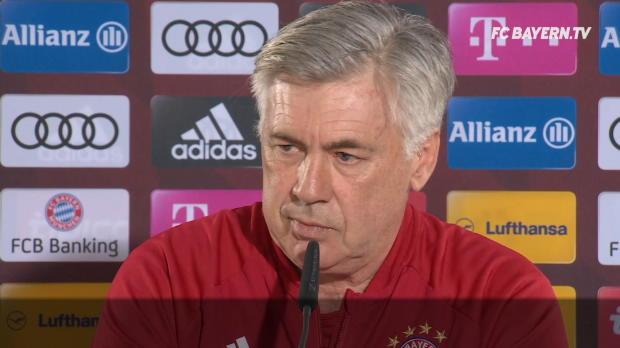 """Ancelotti: """"Stimme Mourinho ausnahmsweise zu"""""""