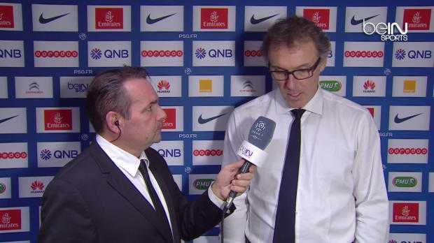 PSG : Blanc et Lucas satisfaits