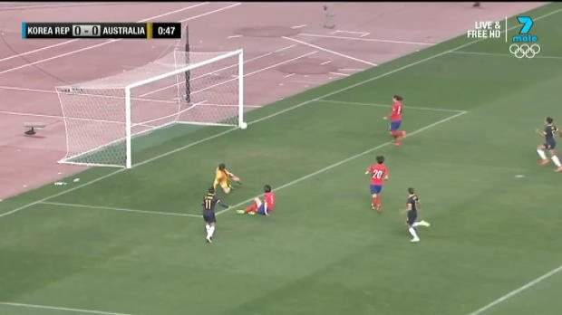 Westfield Matildas v Korea Republic highlights