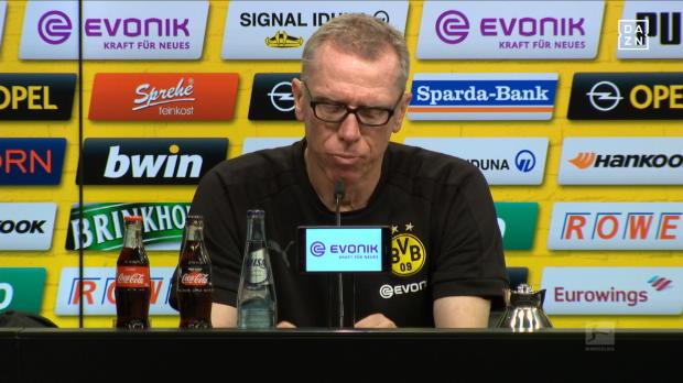 """Stöger: """"Es war eine tolle Vorstellung heute"""""""