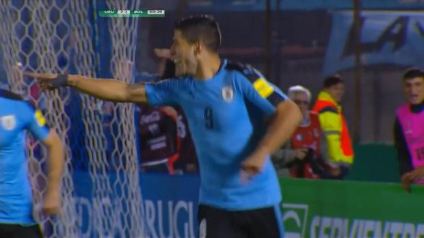 WM-Quali: Cavani und Suarez lösen Uru-Ticket