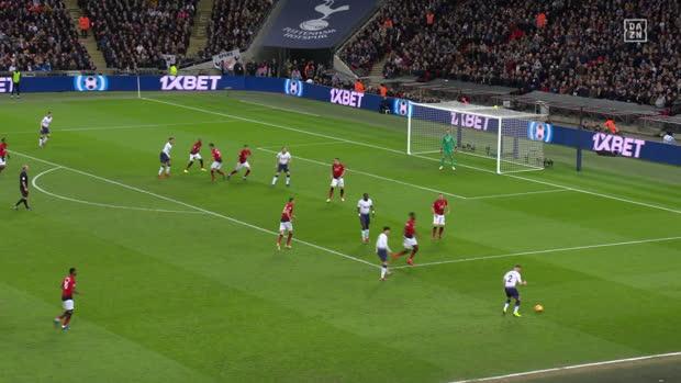 Premier League: Tottenham - Man United | DAZN Highlights