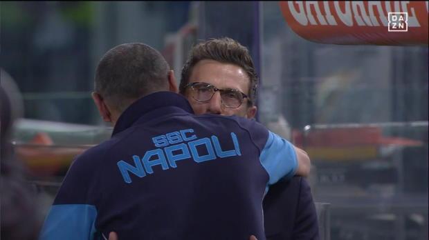 AS Rom - Neapel