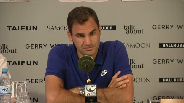 """Halle: Federer: """"Wimbledon mein Saisonziel"""""""