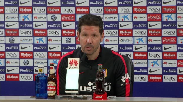 "Simeone: ""Atletico vor großer Zukunft"""