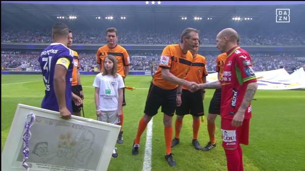 Anderlecht - Oostende