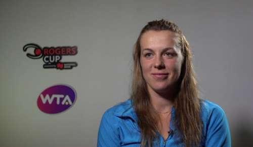Pavlyuchenkova Interview: WTA Montreal 3R