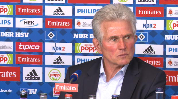 """Heynckes: BVB? """"Habe nicht drüber nachgedacht"""""""