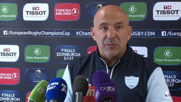 Top 14 - Champions Cup : Travers : 'On va rentrer dans un chaudron bouillant'