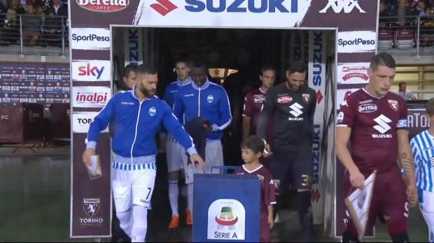Serie A: FC Turin - SPAL | DAZN Highlights