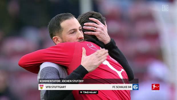 Bundesliga: VfB Stuttgart - FC Schalke 04 | DAZN Highlights