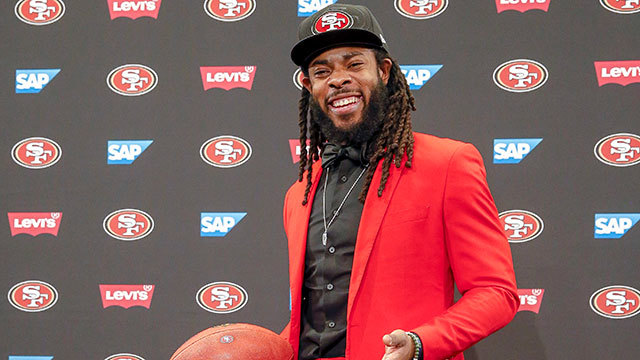San Francisco 49ers CB Richard Sherman explains why he picked the 49ers in free agency