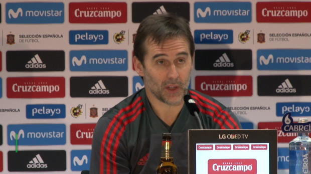 "WM 2018: Lopetegui: ""Martinez bleibt Option"""