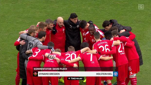 2. Bundesliga: Dynamo Dresden - Holstein Kiel | DAZN Highlights