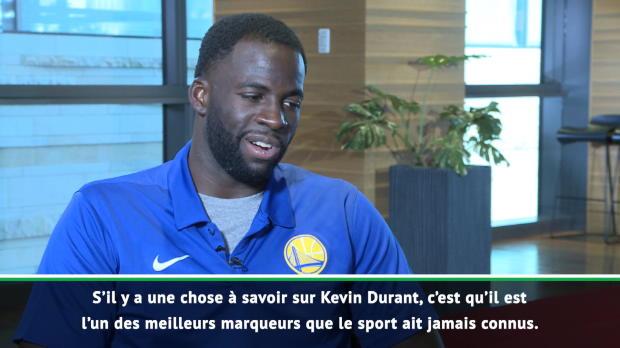 """Basket : NBA - Green - """"Je ne sais pas quoi faire contre Durant"""""""