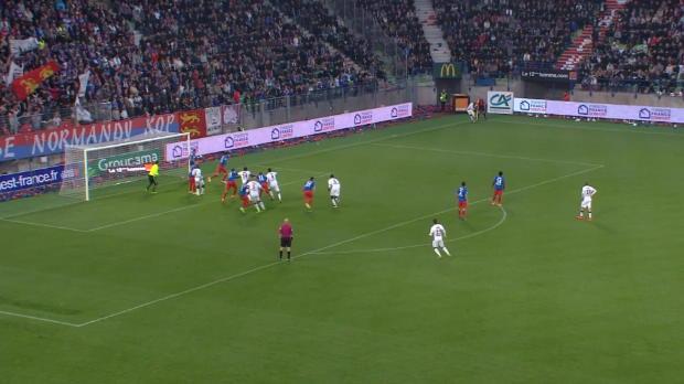 Ligue 1 Round 38: Caen 1-0 Bordeaux