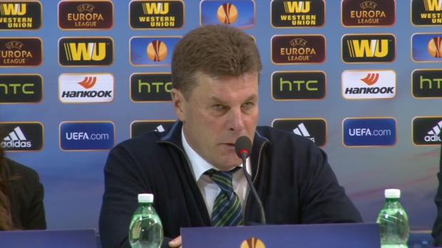 "Hecking: ""Neapel kann Europa League gewinnen"""