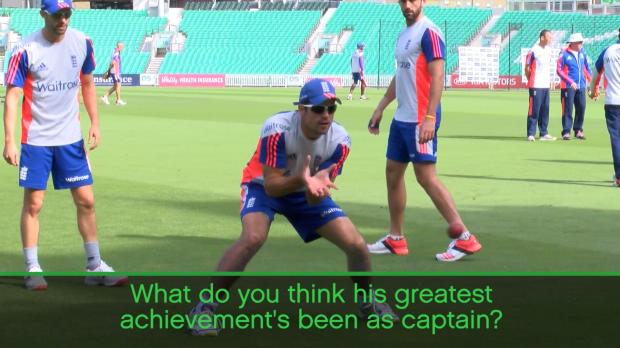 Cook's done 'fantastically well' as captain - Anderson
