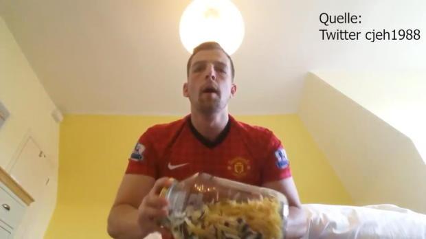 United-Fan kontert Liverpool-Song