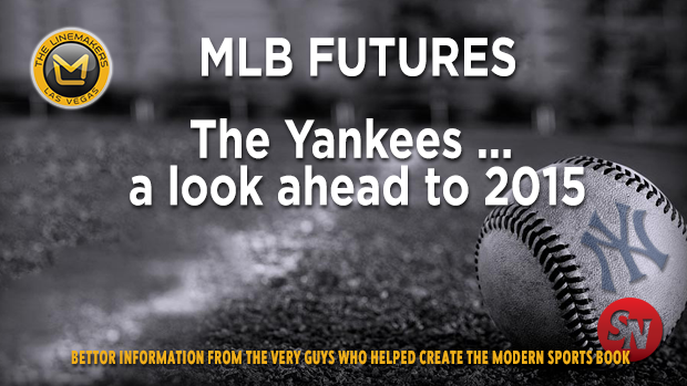 MLB Yankees 2015 Lookahead.