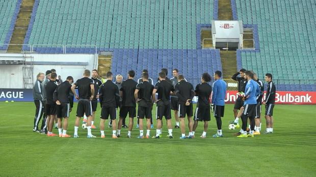 Foot : LDC - Groupe B : Le Real en balade à Sofia