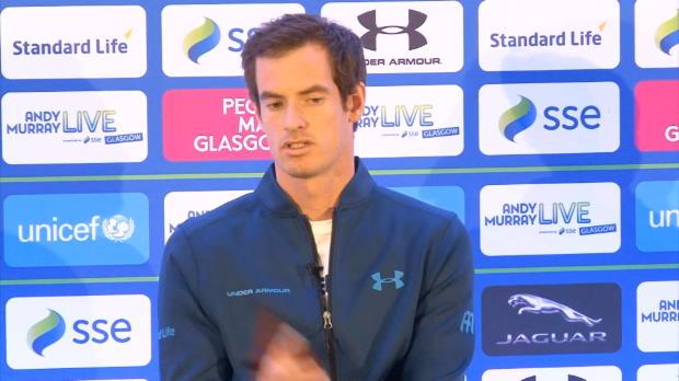 """Murray huldigt Federer: """"Unglaublich beliebt"""""""
