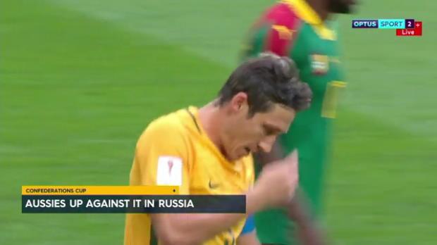 Socceroos still believe in Russia